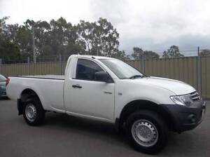 From $72 Per week on Finance* 2013 Mitsubishi Triton Ute Blacktown Blacktown Area Preview