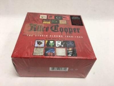 Alice Cooper - The Studio Albums 1969 - 1983 15 x CD...