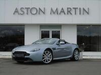 2014 Aston Martin V8 Vantage Roadster 2dr (420) Manual Petrol Roadster