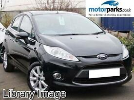 2012 Ford Fiesta 1.6 TDCi (95) Zetec ECOnetic I Manual Diesel Hatchback