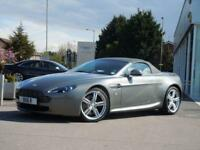2010 Aston Martin V8 Vantage S Roadster 2dr Sportshift (420) Automatic Petrol Ro