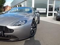 2013 Aston Martin V8 Vantage Coupe 2dr (420) Manual Petrol Coupe