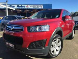 FROM $67 P/WEEK ON FINANCE* 2014 HOLDEN CAPTIVA 4D WAGON 7 LS Blacktown Blacktown Area Preview