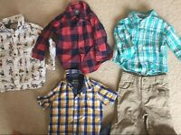 Boys 12-18 Month Baby Gap And Next Bundle