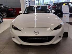 2018 Mazda MX-5 2.0 Sport Nav 2dr Automatic Petrol Convertible