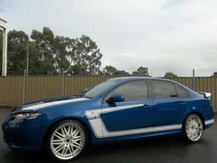 From $95 per week on finance* 2013 Ford Falcon Sedan