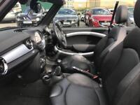2012 Mini Cooper S Convertible 1.6 Cooper S 2dr Manual Petrol Convertible