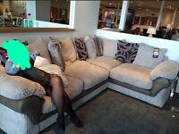 Corner sofa & Cuddle chair for sale