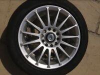 """Alloy wheels 15"""" (x4)"""