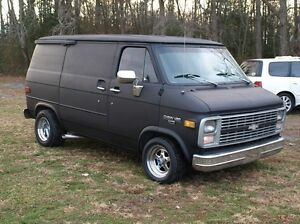 Chevrolet / GMC VAN PARTS