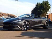 2017 Aston Martin Vanquish V12 (595) S 2dr Volante Toucht Automatic Petrol Conve