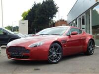 2008 Aston Martin V8 Vantage Coupe 2dr Manual Petrol Coupe