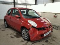 NISSAN MICRA 2005 (55) 1.5 DCI