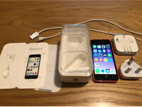 iPhone 5C Unlocked Pink Excellent Condition