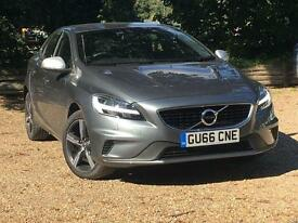 2017 Volvo V40 D2 R-Design With Winter Pack Manual Diesel Hatchback