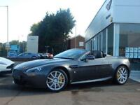 2015 Aston Martin V8 Vantage Roadster 2dr (420) Manual Petrol Roadster