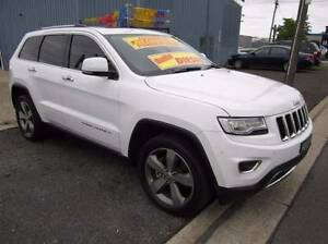 2014 Jeep Grand Cherokee Limited WK MY2014–FINANCE ESTIM. $247pw* South Geelong Geelong City Preview