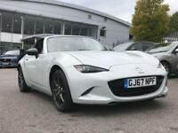 2017 Mazda MX-5 1.5 Sport Nav 2dr Manual Petrol Convertible