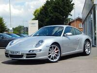 2008 Porsche 911 S 2dr Manual Petrol Coupe