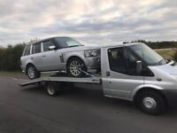 MTD Recovery & Transport In And Around Greater London