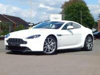 2012 Aston Martin V8 Vantage Coupe 2dr (420) Manual Petrol Coupe