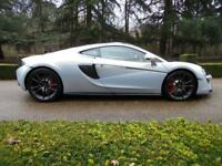 2017 McLaren 570GT GT COUPE Semi-Automatic Petrol Coupe