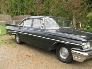 looking FOR A 1959 PONITAC SEDAN