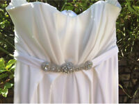 Tiffany Rose Maternity Dress - As new