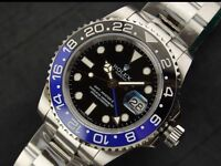 Rolex GMT master Night and Day With ceramic bezel