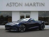 2015 Aston Martin Vanquish V12 (568) 2dr Volante Touchtro Automatic Petrol Conve