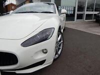 2013 Maserati Granturismo V8 Sport 2dr MC Shift Automatic Petrol Convertible