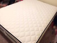 Selling brand new mattresses and box , only use 3month, like new