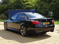 2008 BMW M5 Saloon M5 SMG Automatic Petrol Saloon