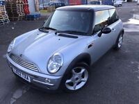 Mini Cooper automatic 1.6 full service