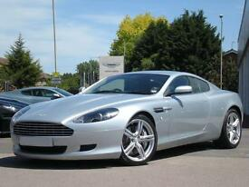 2009 Aston Martin DB9 V12 2dr Touchtronic (470) Automatic Petrol Coupe