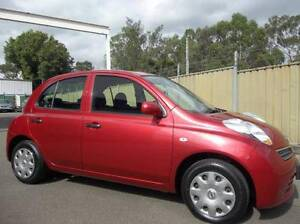 from $44 per week on finance* 2010 Nissan Micra Hatchback Blacktown Blacktown Area Preview