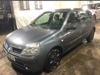 **LEFT HAND DRIVE**RENAULT CLIO**ONLY 41K**