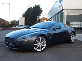 2007 Aston Martin V8 Vantage Coupe 2dr Manual Petrol Coupe