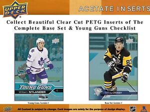 2016-17 Upper Deck Series 1 Hockey Hobby Trading Cards Box Kitchener / Waterloo Kitchener Area image 7