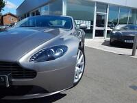 2013 Aston Martin V8 Vantage Coupe 2dr (420) Manual Petrol Coupe