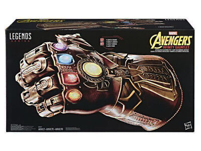 Hasbro Marvel Legends Avengers Infinity War Thanos Infinity Guantlet   Pre Order