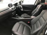 2017 Mazda 6 2.2d (175) Sport Nav Automatic Diesel Saloon