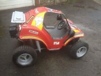 rare have buggy 160cc honda