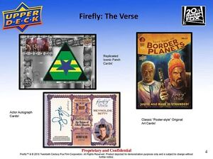2015 Upper Deck FireFly: The Verse Trading Cards Box Kitchener / Waterloo Kitchener Area image 3