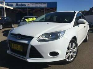 FROM $53 PER WEEK ON FINANCE* 2012 FORD FOCUS 5D HATCHBACK AMBIENTE Blacktown Blacktown Area Preview
