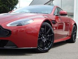 2016 Aston Martin V12 Vantage S Coupe S 2dr Sportshift III Automatic Petrol Coup