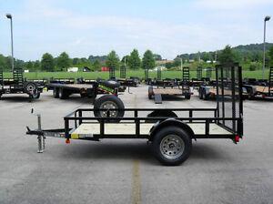 5x10 Gatormade utility trailer!