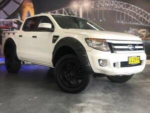 FROM $100 P/WEEK ON FINANCE* 2015 FORD RANGER UTILITY XLS PX Blacktown Blacktown Area Preview