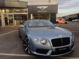 2015 Bentley Continental GT 4.0 V8 S 2dr Automatic Petrol Coupe