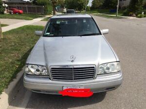 1996 Mercedes Benz C280